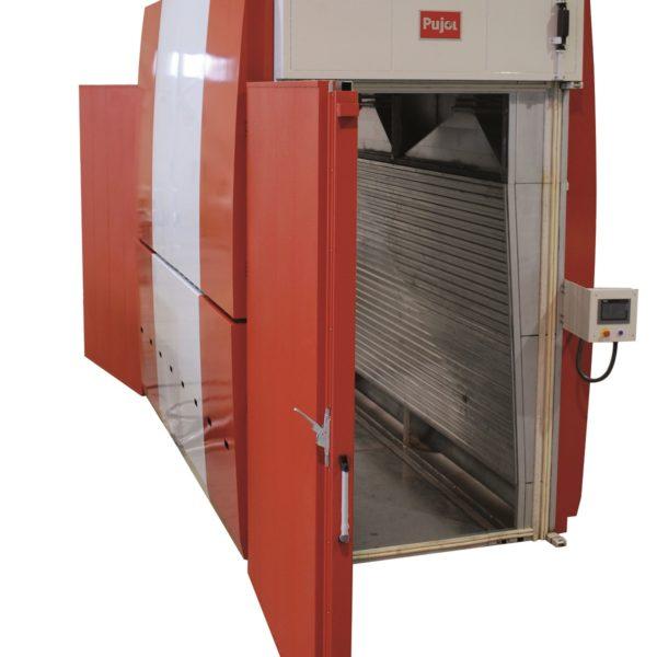Üveglamináló és Heat Soak Test (HST) kemencék