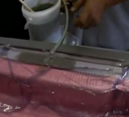 Injektáló epoxigyanta